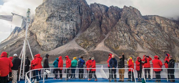 Expeditions in the Polar Regions