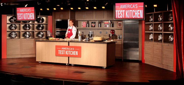 Five New America's Test Kitchen Show in 2019