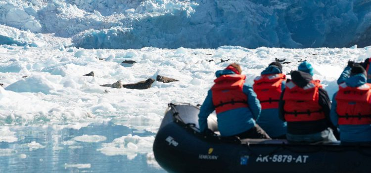 Alaska Expeditions with Seabourn
