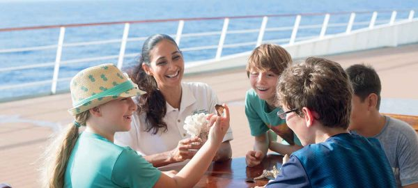 Families Experience the South Pacific